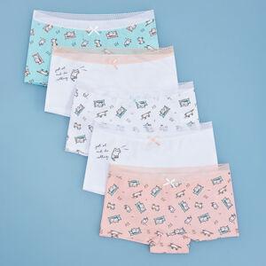 Reserved - Dívčí kalhotky - Bílá