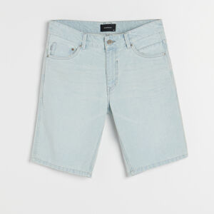 Reserved - Džínové šortky - Modrá
