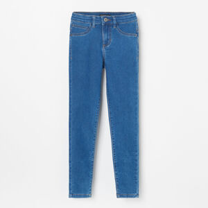 Reserved - Džínové kalhoty skinny fit - Modrá
