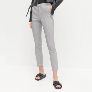 Reserved - Vzorované kalhoty -