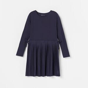 Reserved - Šaty s plisovanou dolnou časťou -