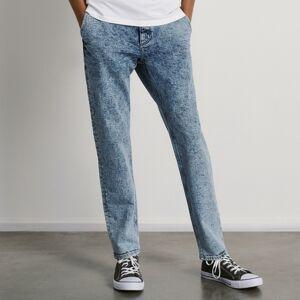 Reserved - Pánské jeans kalhoty - Modrá