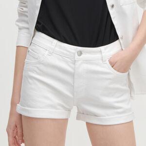 Reserved - Džínové šortky - Bílá