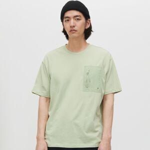 Reserved - Tričko s kapsou - Zelená
