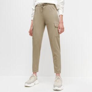 Reserved - Kalhoty scargo kapsami - Zelená