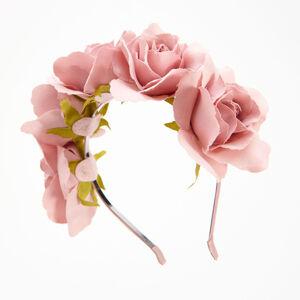 Reserved - Čelenka do vlasů - Růžová