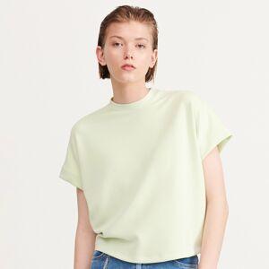 Reserved - Jednobarevné tričko - Zelená