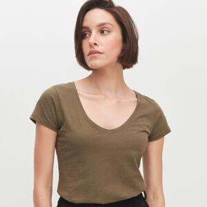 Reserved - Tričko svysokým podílem organické bavlny -