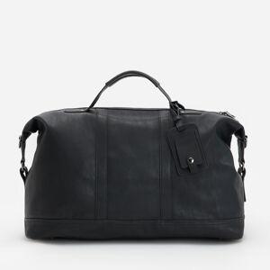 Reserved - Cestovní taška svisačkou - Černý