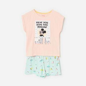 Reserved - Bavlněná pyžamová souprava Mickey Mouse -