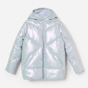 Reserved - Zateplená bunda s kapucí - Vícebarevná
