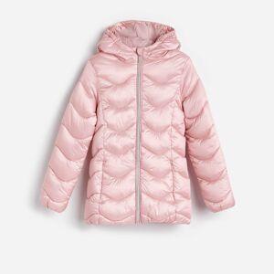 Reserved - Prošívaná bunda - Růžová