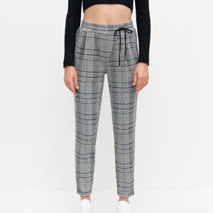 Reserved - Žerzejové kalhoty - Vícebarevná