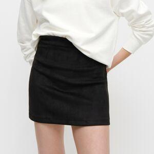 Reserved - Dámská sukně - Černý