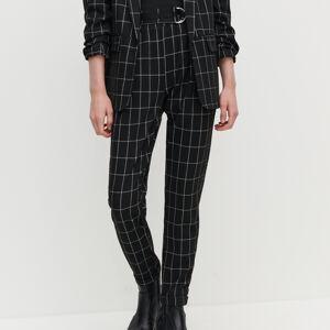 Reserved - Dámské kalhoty - Krémová