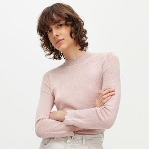 Reserved - Dámský svetr - Růžová