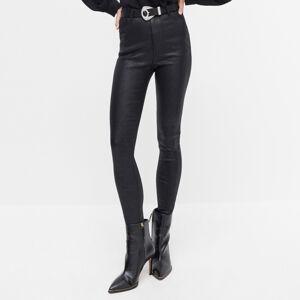 Reserved - Povoskované kalhoty - Vícebarevná