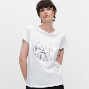Reserved - Tričko s potiskem -