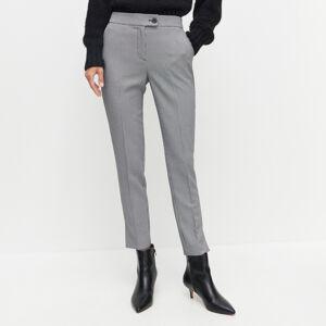 Reserved - Kalhoty cigaretového střihu pepito - Vícebarevná