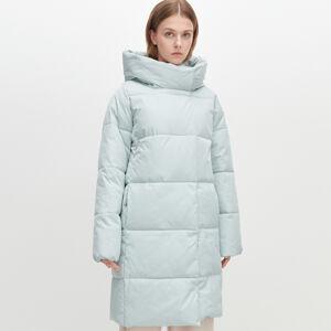 Reserved - Dámský kabát - Modrá