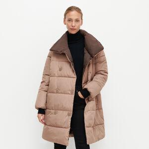 Reserved - Zateplený kabát - Béžová
