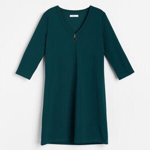 Reserved - Dámské šaty - Khaki