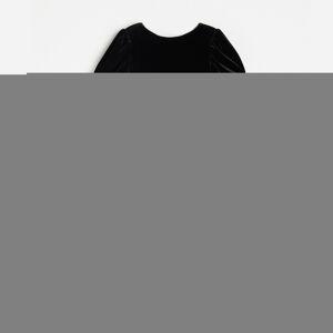 Reserved - LADIES` DRESS - Černý