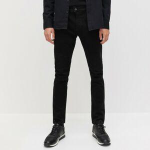 Reserved - Džínové kalhoty - Černý