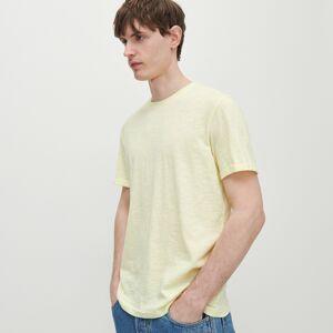 Reserved - Men`s t-shirt - Žlutá