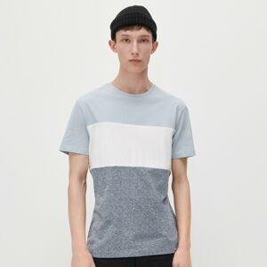 Reserved - Panelové tričko - Tmavomodrá