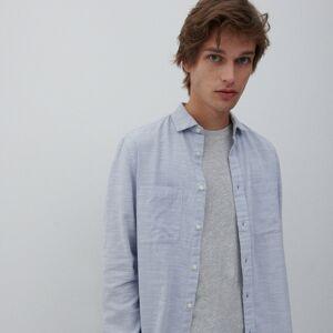 Reserved - Pánská košile - Modrá