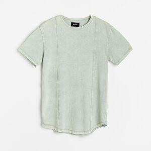 Reserved - Tričko sprošíváním - Zelená