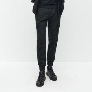 Reserved - Pánské kalhoty - Černý