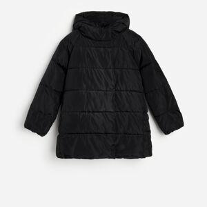Reserved - Prošívaná bunda - Černý
