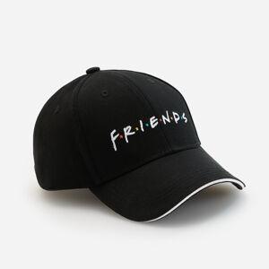 Reserved - Bavlněná kšiltovka Friends -