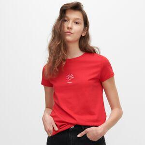Reserved - Tričko s minimalistickým potiskem -