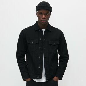Reserved - Men`s jacket - Černý