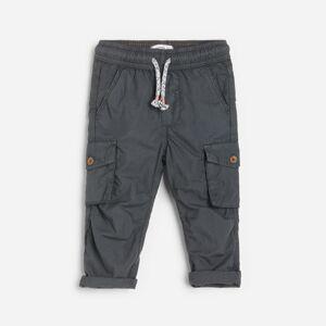 Reserved - Bavlněné kalhoty cargo -
