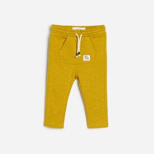 Reserved - Bavlněné teplákové kalhoty -