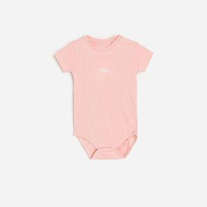 Reserved - Girls` body suit - Růžová