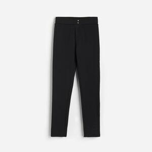 Reserved - Dívčí kalhoty - Černý
