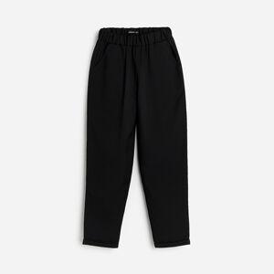 Reserved - Cigaretové kalhoty - Černý