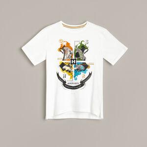 Reserved - Bavlněné tričko Harry Potter - Krémová