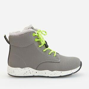 Reserved - Chlapecké trekingové boty - Světle šedá