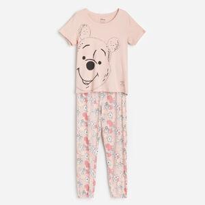 Reserved - Dámské pyžamo - Krémová