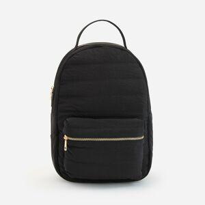 Reserved - Prošívaný batoh - Černý