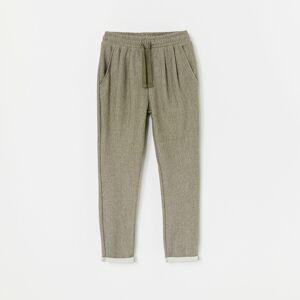 Reserved - Chlapecké kalhoty - Zelená