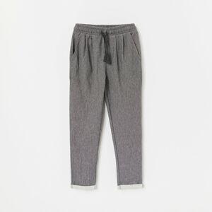 Reserved - Chlapecké kalhoty - Šedá