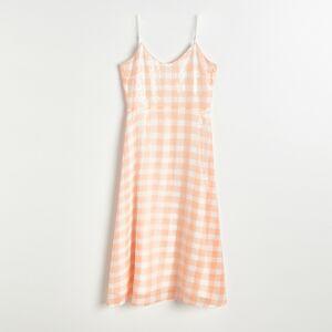 Reserved - Ladies` dress - Vícebarevná