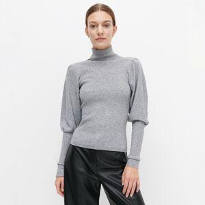 Reserved - Dámský svetr - Světle šedá